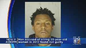Man Accused Of Killing Woman, Not Guilty [Video]
