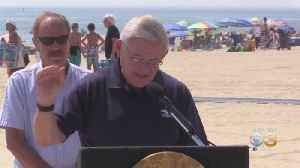 New Jersey Officials Call For Beach Umbrella Safety Campaign [Video]