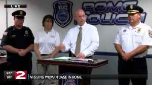 Mother of three presumed dead, body believed to be in Rome dumpster [Video]