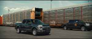 Ford F-150 All-Electric Prototype Tows More Than 1 Million Pounds [Video]