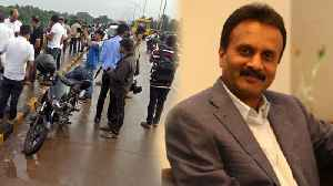 CCD founder VG Siddhartha goes missing, search operations underway [Video]