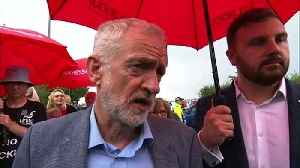 Corbyn says Boris 'irresponsible' over agriculture [Video]