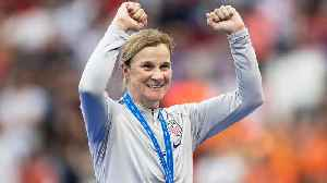 Jill Ellis Stepping Down as USWNT Coach After Two World Cup Titles [Video]
