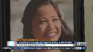 EXCLUSIVE: Henderson family receives daughter's body from Fiji, cause of death remains a mystery [Video]