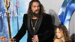 Jason Mamoa Celebrates His 40th Birthday With A Surprise Party [Video]