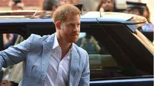 Prince Harry Talks About Future With Meghan Markle [Video]