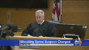 Valley Shooting Rampage Suspect Pleads Not Guilty To 4 Counts Of Capital Murder [Video]
