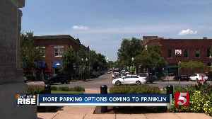 City officials looking at more parking options in Franklin [Video]