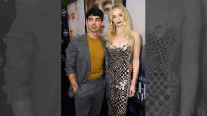 Joe Jonas and Sophie Turner honour dead dog with matching tattoos [Video]