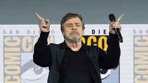 Mark Hamil shares first Star Wars screen test [Video]