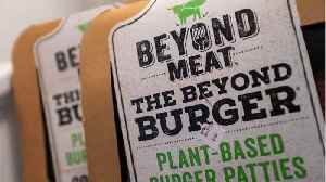 Beyond Meat Stock Ready To Plunge [Video]