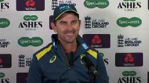 Justin Langer: Bancroft will have to be mentally strong [Video]