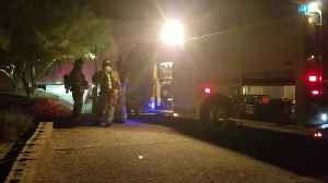 Crews put out house fire near Swan and Sunrise [Video]