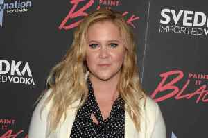 Amy Schumer feels 'strong' after giving birth [Video]