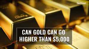 Inflation and Monetary Policy Mistakes Will Push Gold To $5,000 [Video]