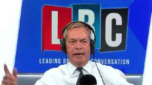 Nigel Farage: Why Did Boris Johnson Vote For The Backstop? [Video]