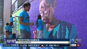 North Baltimore mural aims to inspire, unite [Video]