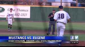 Mustangs punch their ticket to the finals [Video]
