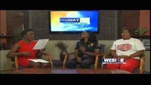 Midday Guest 07/30/19 - Night Out On Crime & Back to School Bash (West Point) [Video]