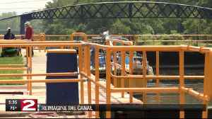 'Reimagine the Canals' campaign seeks community input at SUNY Poly [Video]