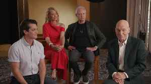 SDCC 2019: The Star Trek: Picard Cast Shares Heartwarming Fan Reactions To The Comic-Con Trailer [Video]