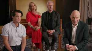 SDCC 2019: Powerful Legacy Stirs Powerful Emotions For The Star Trek: Picard Cast [Video]