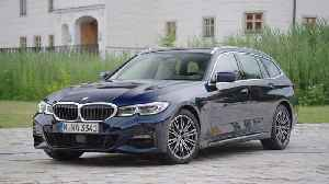 The all-new BMW 3 Series Touring Design Exterior [Video]