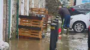 Flood and storm warnings continue in North Yorkshire [Video]