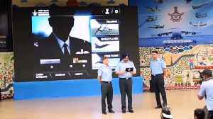 IAF launches 3D Mobile gaming app 'Indian Air Force: A Cut Above' [Video]