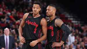 Are the Blazers Making a Mistake Locking up CJ McCollum Alongside Damian Lillard? [Video]
