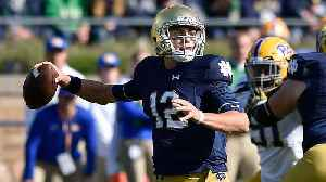 Notre Dame Needs Offensive Improvement to Return to College Football Playoff [Video]