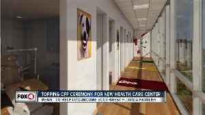 New health complex being built in Golden Gate [Video]