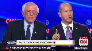 Fact-checking the first night of the Democratic Presidential Debates in Detroit [Video]