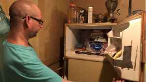 Man Baffled To Find Frozen Infant In Mother's Freezer [Video]