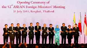 ASEAN meeting: North Korean tensions, trade to dominate talks [Video]