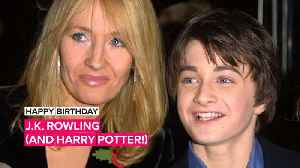 5 Fun facts about J.K. Rowling's Harry Potter books [Video]