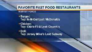 List of best and worst fast food places [Video]