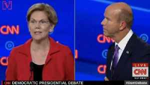 Elizabeth Warren Delivers the Line of the Night at the Democratic Debate [Video]