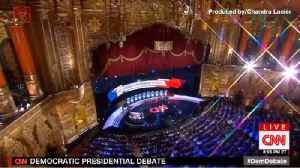 News video: Trump Campaign Names Clear Winner for The Democratic Debate