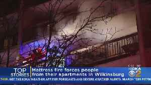 Mattress Fire Prompts Evacuations At Wilkinsburg Apartments [Video]