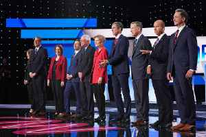 News video: Best Moments From the Democratic Debate Night One