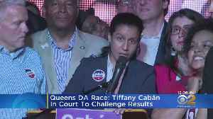 Queens DA Race Goes To Court As Caban Challenges Katz Win In Democratic Primary. [Video]