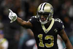 Michael Thomas Agrees to Record-Breaking Extension With Saints [Video]