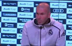 Madrid's Zidane won't be drawn on Bale golf playing rumours [Video]