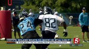 Taywan Taylor suspended for wellness policy failure? p5 [Video]