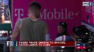 Tigers trade Nick Castellanos to Cubs, Shane Greene to Braves [Video]
