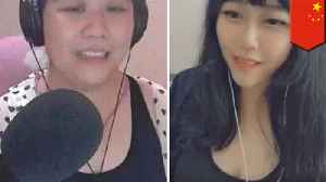 Glitch outs 'young' Chinese live-streamer as 58yo auntie [Video]