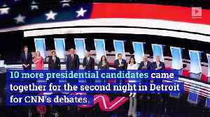 Best Moment From the Democratic Debate Night Two [Video]