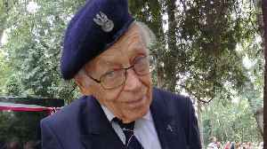 'I was prepared to do anything': Meet the 96-year-old veteran of the Warsaw Uprising [Video]