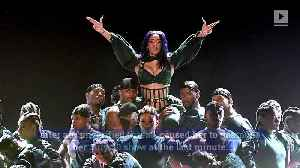 Cardi B Forced to Cancel Indianapolis Concert Due to Security Threat [Video]